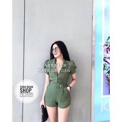 SHOP NY NY - Jum short cổ vest