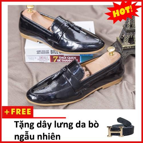 Giày Lười Nam|Giay da nam M93-TL