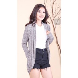 Áo khoác len cardigan nữ xuất khẩu