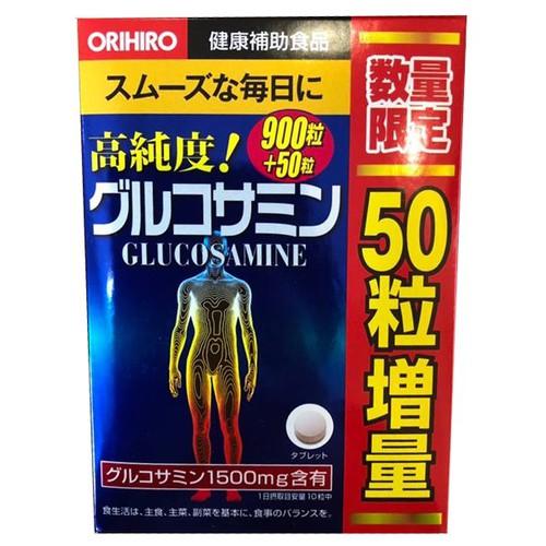 Viên bổ xương khớp orihiro glucosamine 950v nhật bản