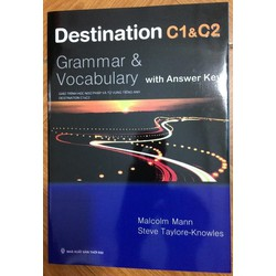Destination Grammar and Vocabulary C1C2