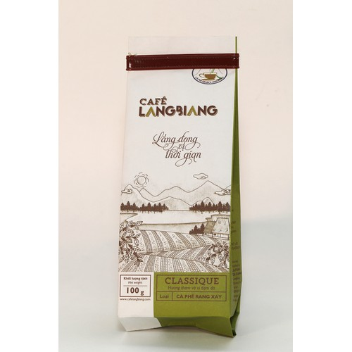 Cà phê rang xay Classique 100g