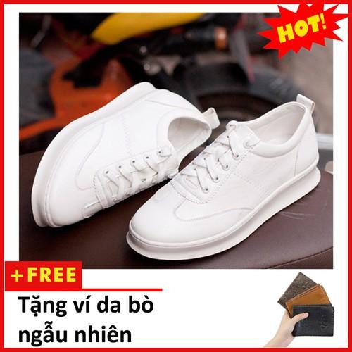 Giày TT| giày thời trang nam T455-V-TRANG