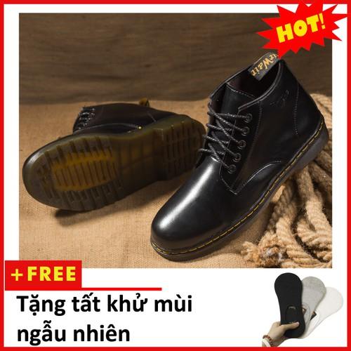Giày boot nam   giày cổ cao nam  giày da nam shop giày nam- đế khâu chắc chắn- mẫu thiết kế trẻ trung - phong cách - hợp thời trang, dễ phối với nhiều loại trang phục , luôn đảm bảo về chất lượng và g - 24213154 , 10632672 , 15_10632672 , 255000 , Giay-boot-nam-giay-co-cao-nam-giay-da-namshop-giay-nam-de-khau-chac-chan-mau-thiet-ke-tre-trung-phong-cach-hop-thoi-trang-de-phoi-voi-nhieu-loai-trang-phuc-luon-dam-bao-ve-chat-luong-va-gia-tot-ship-cod-to