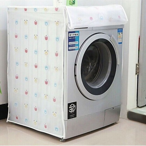 Vỏ Bọc Máy Giặt Cửa Trước Chống Thấm Nước - DƯỚI 8KG