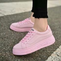 Giày sneaker nữ đế bánh mì cực chất