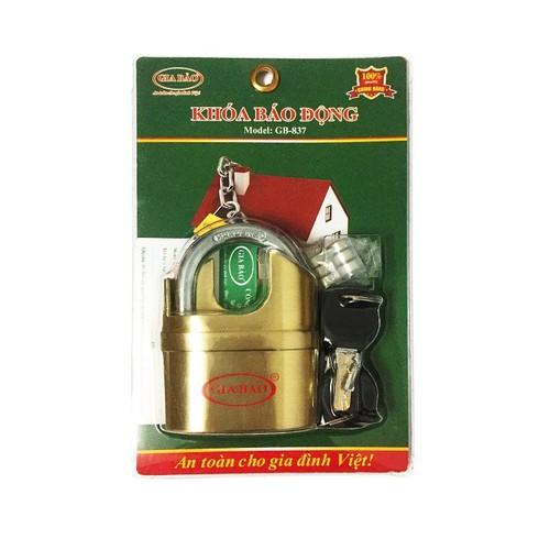 Ổ Khóa Báo Động Chống Cắt Gia Bảo Alarm Lock