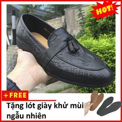 Giày Lười Nam   Giay nam   Giay luoi nam   shop giay nam   L461L