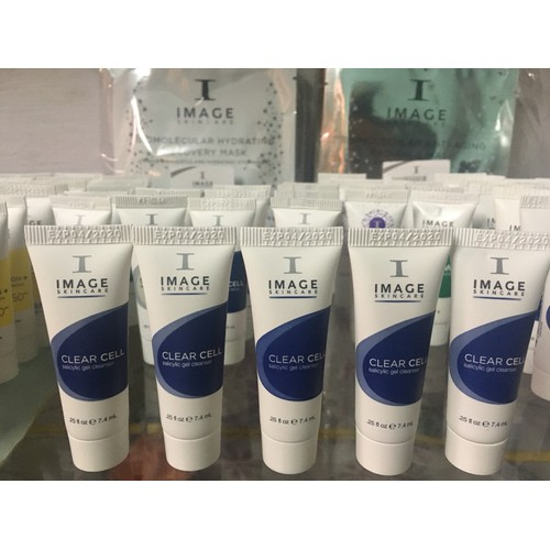 Mặt nạ giảm nhờn , trị mụn Image Clear Cell Medicated Acne Masque