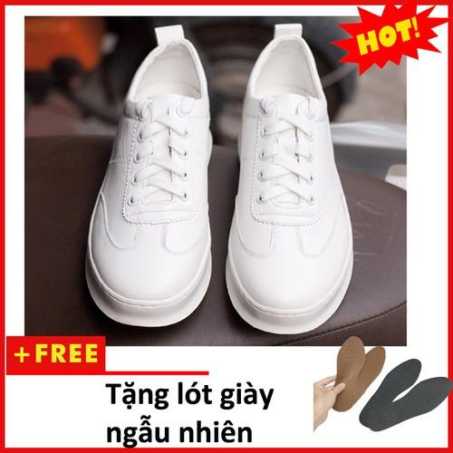 Giày boot nam | giày nam da đẹp | shop giày nam | T455-TRANG+L