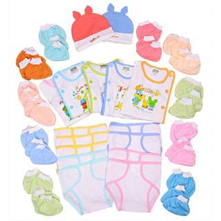 Set 37 món đồ cho bé sơ sinh