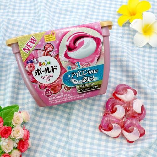 Viên giặt xả Gel Ball Ariel 3D hộp 18 viên của Nhật Bản - 10661060 , 10602121 , 15_10602121 , 110000 , Vien-giat-xa-Gel-Ball-Ariel-3D-hop-18-vien-cua-Nhat-Ban-15_10602121 , sendo.vn , Viên giặt xả Gel Ball Ariel 3D hộp 18 viên của Nhật Bản