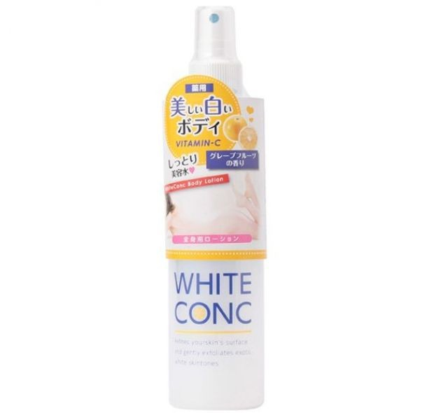 Lotion Xịt Dưỡng Da White Conc Nhật Bản 1