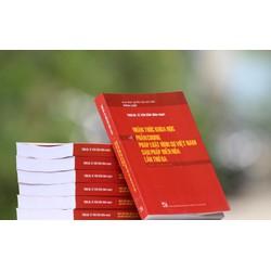 Nhận thức khoa học về phần chung pháp luật hình sự VN