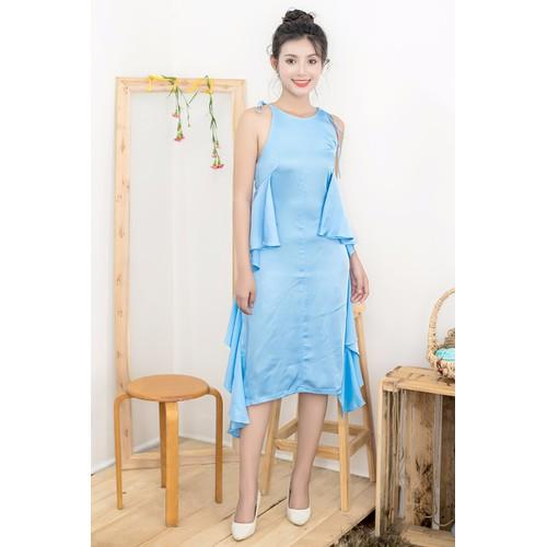 Đầm Maxi Lụa