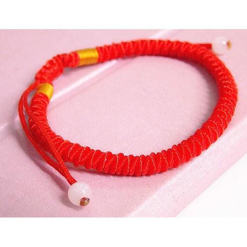 dây đeo tay màu đỏ may mắn - 6206873 , 12766752 , 15_12766752 , 25000 , day-deo-tay-mau-do-may-man-15_12766752 , sendo.vn , dây đeo tay màu đỏ may mắn