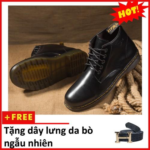 Giày boot nam -  Giày thời trang nam M354-TL-DEN