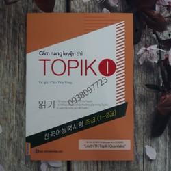 Cẩm nang luyện thi Topik I Châu Thùy Trang – Bản màu