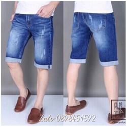 Quần short jean thời trang