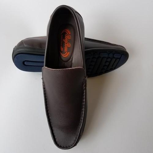 Giày Mọi Nam BIGBEN da bò thật cao cấp màu Nâu - 10649588 , 10630196 , 15_10630196 , 649000 , Giay-Moi-Nam-BIGBEN-da-bo-that-cao-cap-mau-Nau-15_10630196 , sendo.vn , Giày Mọi Nam BIGBEN da bò thật cao cấp màu Nâu