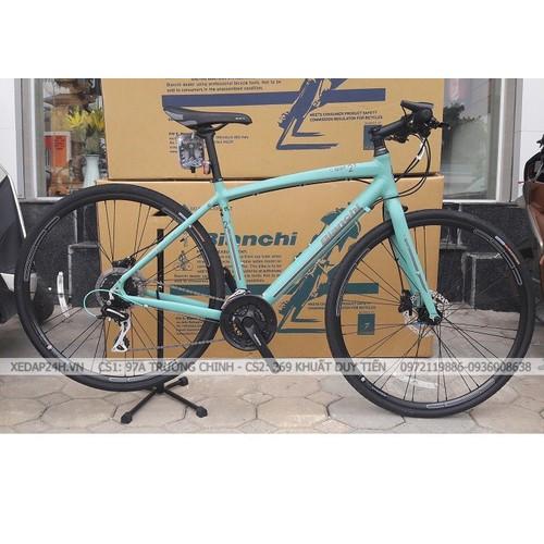 xe đạp thể thao đường phố BIANCHI C SPORT 2.5 - 10665112 , 10619505 , 15_10619505 , 21000000 , xe-dap-the-thao-duong-pho-BIANCHI-C-SPORT-2.5-15_10619505 , sendo.vn , xe đạp thể thao đường phố BIANCHI C SPORT 2.5
