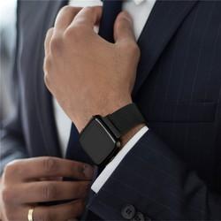 Quai thép thay thế cho Fitbit versa