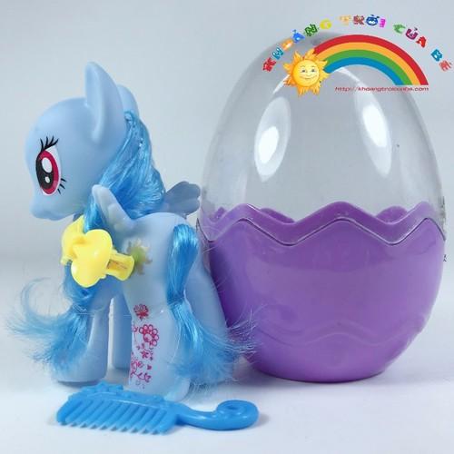 Trứng pony 19  KD524