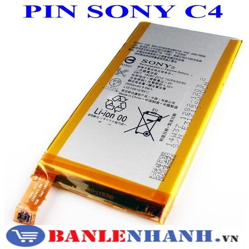 PIN SONY C4 DUAL E5333 - 10665614 , 10621032 , 15_10621032 , 250000 , PIN-SONY-C4-DUAL-E5333-15_10621032 , sendo.vn , PIN SONY C4 DUAL E5333