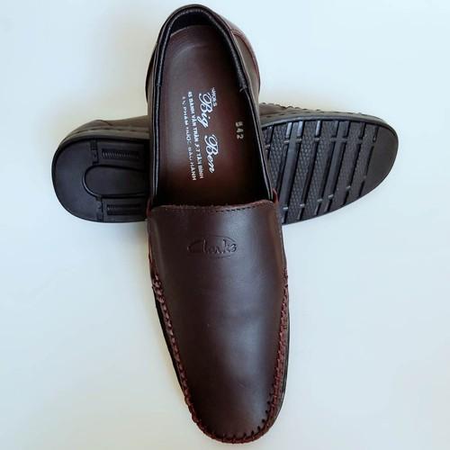 Giày Mọi Nam BIGBEN da bò thật cao cấp màu Nâu GM8 - 7813135 , 10630536 , 15_10630536 , 645000 , Giay-Moi-Nam-BIGBEN-da-bo-that-cao-cap-mau-Nau-GM8-15_10630536 , sendo.vn , Giày Mọi Nam BIGBEN da bò thật cao cấp màu Nâu GM8