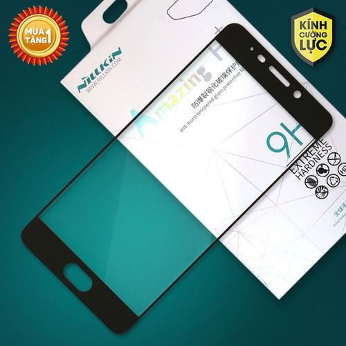 Miếng kính cường lực Meizu Note 6 Full Nillkin đen