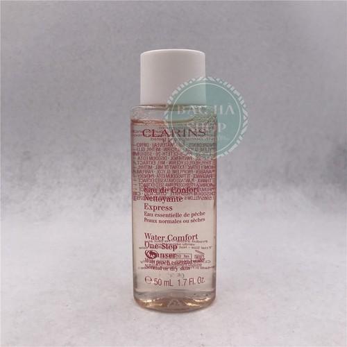 Clarins Nước Tẩy Trang Water Comfort One Step Cleanser 50ml