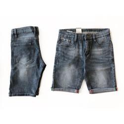 Short jean wash cao cấp