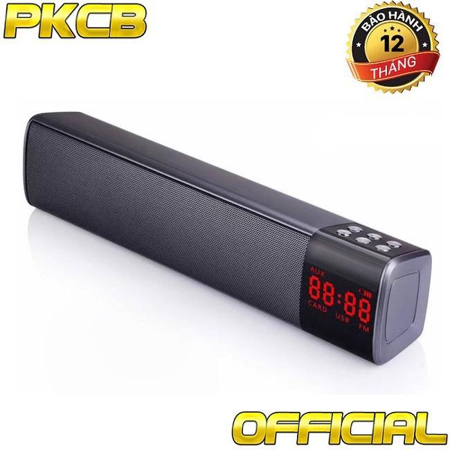 Loa Bluetooth gắn usb thẻ nhớ màn hình LED hiển thị PKCB2080 1