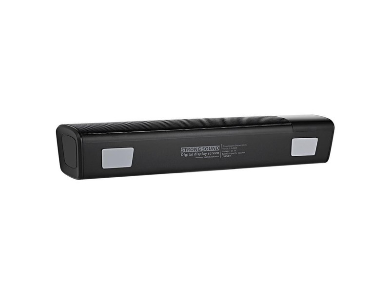 Loa Bluetooth gắn usb thẻ nhớ màn hình LED hiển thị PKCB2080 7