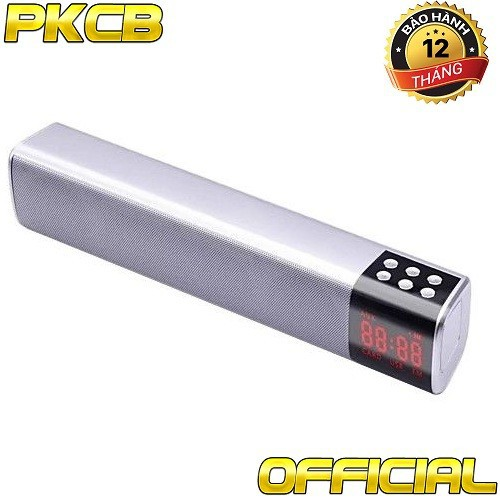 Loa Bluetooth gắn usb thẻ nhớ màn hình LED hiển thị PKCB2080 9