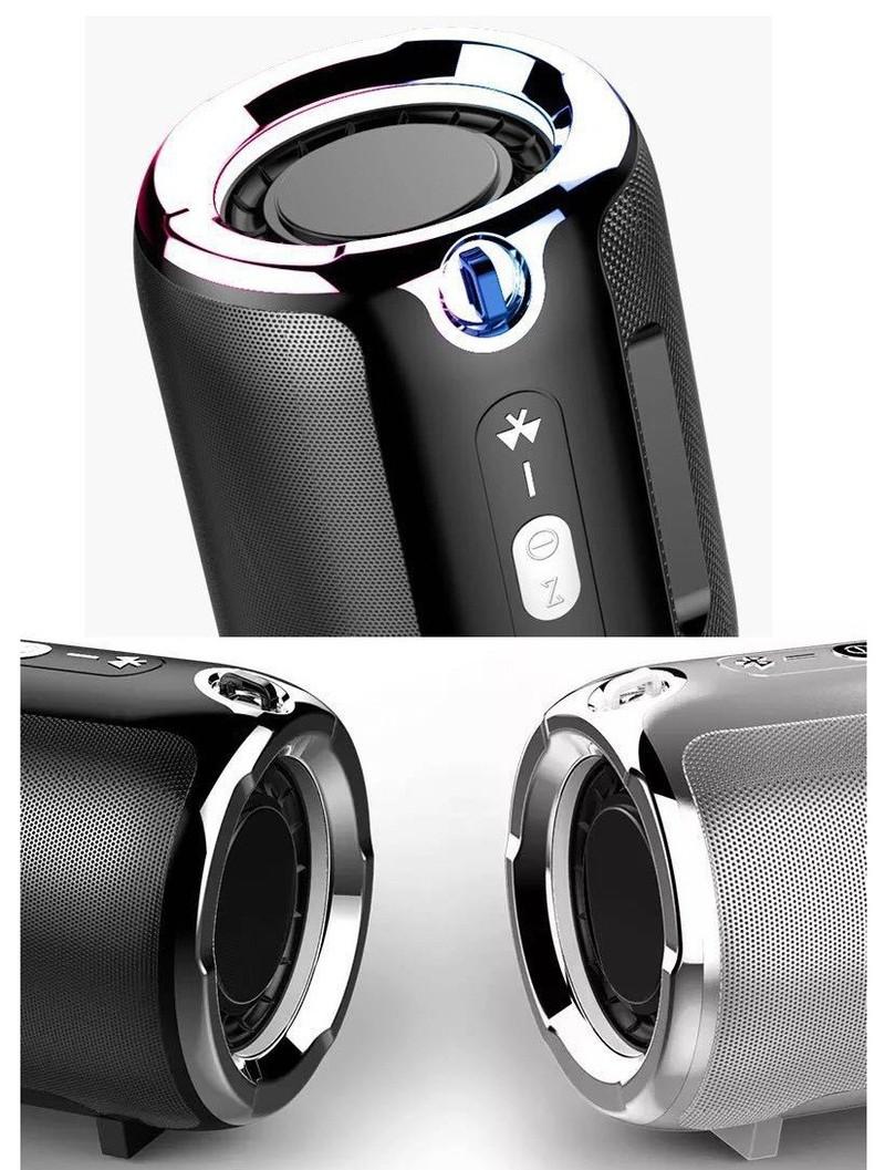 Loa Bluetooth giá rẻ gắn thẻ nhớ usb cho điện thoại, laptop PKCB-518 5
