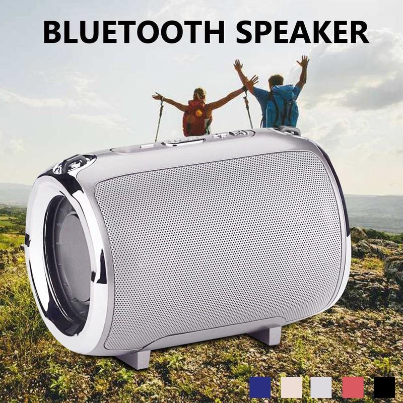 Loa Bluetooth giá rẻ gắn thẻ nhớ usb cho điện thoại, laptop PKCB-518 9