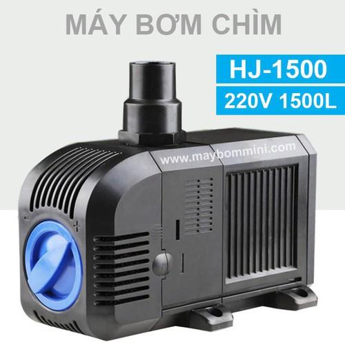 Máy Bơm Chìm 220V HJ-1500 1500L