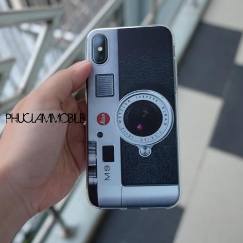 Ốp lưng cho ỊPhone X kiểu máy ảnh cổ điển - 10665349 , 10620189 , 15_10620189 , 49000 , Op-lung-cho-IPhone-X-kieu-may-anh-co-dien-15_10620189 , sendo.vn , Ốp lưng cho ỊPhone X kiểu máy ảnh cổ điển