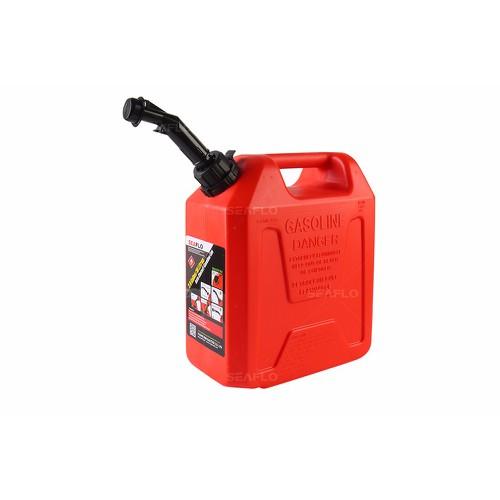 thùng xăng Can xăng dự phòng 10L - binh xăng an toàn có valve tự động