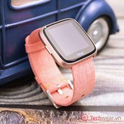 Dây vải thay thế cho Fitbit Versa