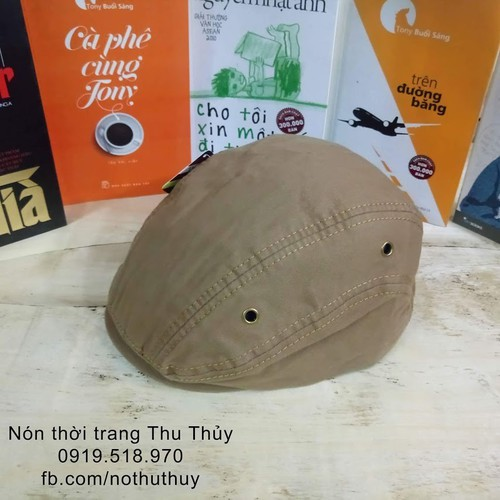 Nón Beret,nón mỏ vịt, nón bánh tiêu, mũ beret - 5054648 , 10640642 , 15_10640642 , 198000 , Non-Beretnon-mo-vit-non-banh-tieu-mu-beret-15_10640642 , sendo.vn , Nón Beret,nón mỏ vịt, nón bánh tiêu, mũ beret