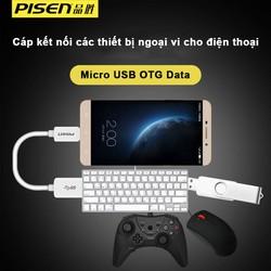 Cáp OTG chuyển đổi cổng micro usb sang cổng USB female