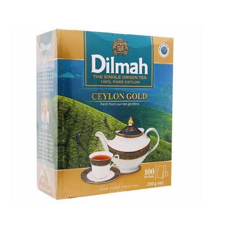 Trà Dilmah Ceylon Gold – hộp 200g 100 túi lọc - 5053951 , 10631047 , 15_10631047 , 225000 , Tra-Dilmah-Ceylon-Gold-hop-200g-100-tui-loc-15_10631047 , sendo.vn , Trà Dilmah Ceylon Gold – hộp 200g 100 túi lọc