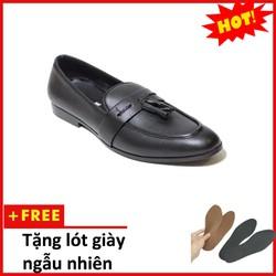 Giày Lười Nam | Giày Nam | Giày Mọi Nam | Giày Nam Đẹp | M230-TRON