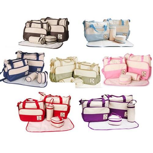 Bộ túi 5 chi tiết cho mẹ và bé - 6333828 , 12930909 , 15_12930909 , 199000 , Bo-tui-5-chi-tiet-cho-me-va-be-15_12930909 , sendo.vn , Bộ túi 5 chi tiết cho mẹ và bé
