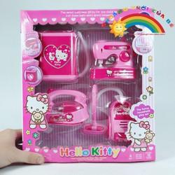 Bộ đồ dùng  Hello kitty KT37  KE432
