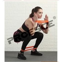 4 dây kháng lực tập mông đùi miniband cao cấp tặng bài tập hiệu quả
