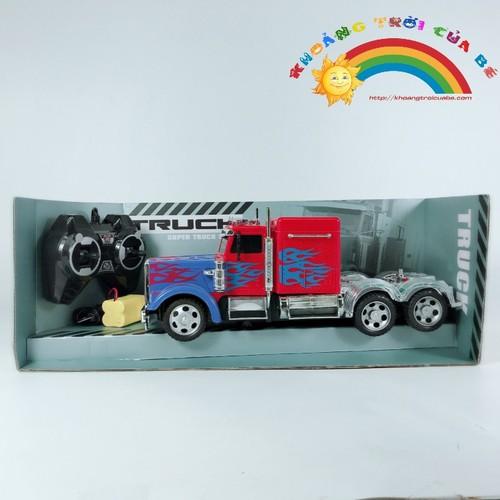 Oto điều khiển từ xa Truck Super Speed 666-674  KE390 - 10669218 , 10638752 , 15_10638752 , 762000 , Oto-dieu-khien-tu-xa-Truck-Super-Speed-666-674-KE390-15_10638752 , sendo.vn , Oto điều khiển từ xa Truck Super Speed 666-674  KE390