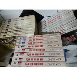 Tiểu thuyết kiếm hiệp Kim Dung